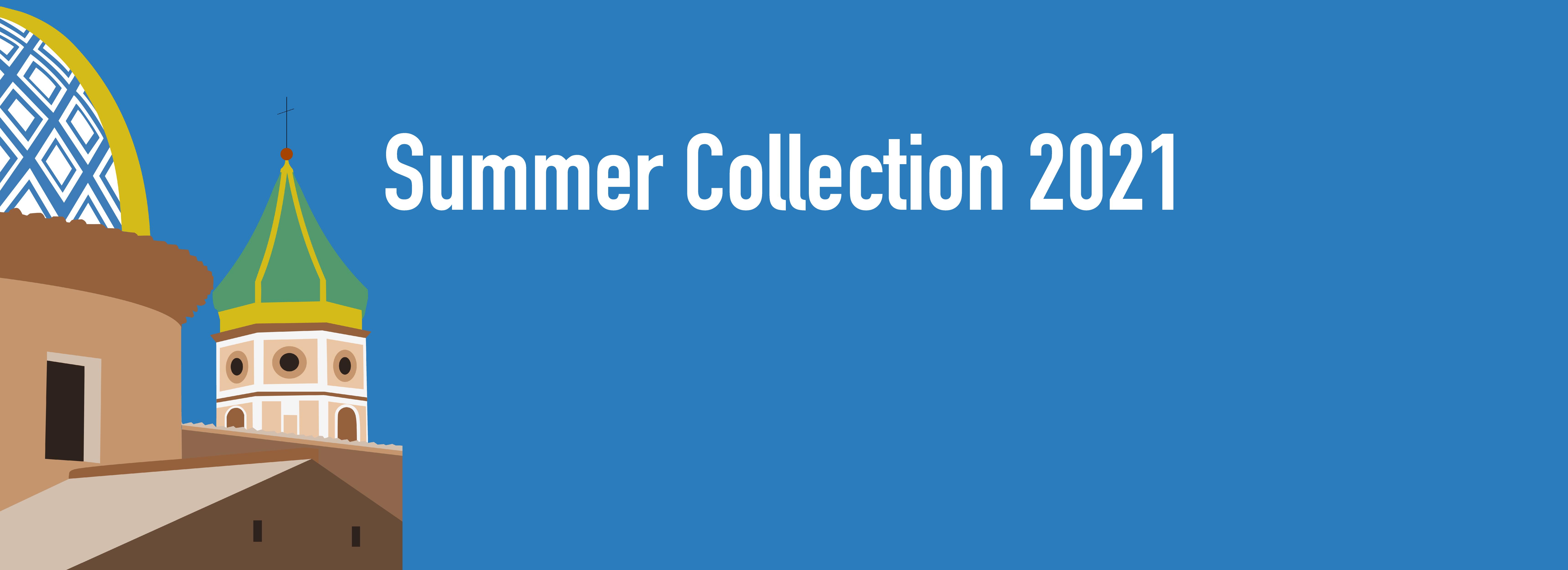fuori mente banner summer collection 2021